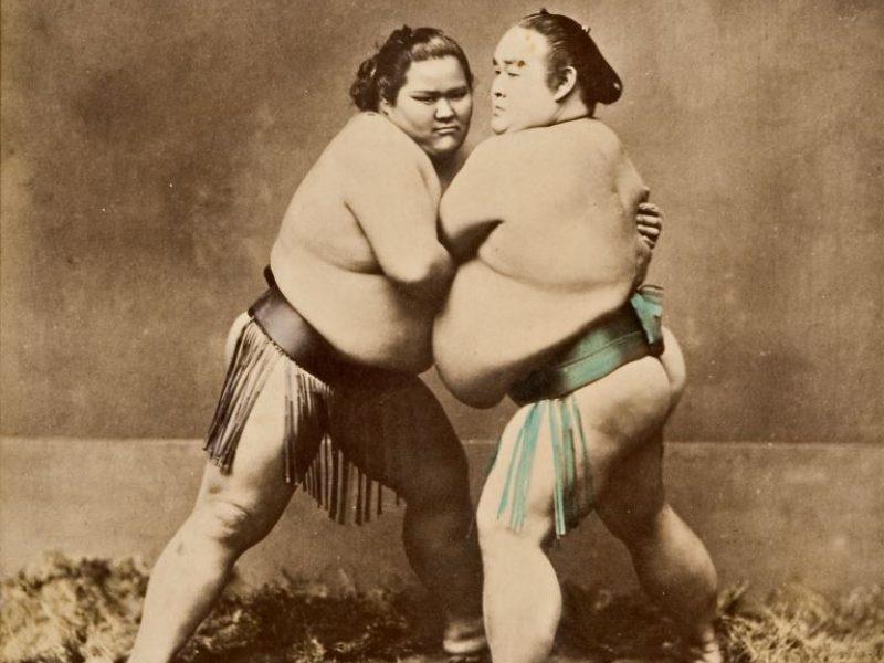 Datierung eines Sumo-WrestlersListe der kostenlosen italienischen Dating-Seiten